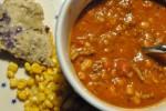 Lækker langtidssimret chili con carne