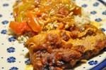 Koteletter i stegeso med grøntsager - opskrift