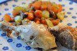 Helstegt kylling og timiankartofler – nemt og lækkert