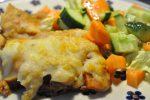 Lækker krydret Shepherds Pie med oksekød og spidskål