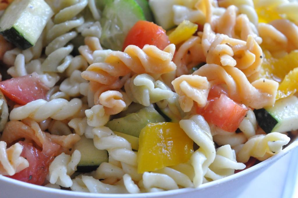Pastasalater - lækre salat opskrifter med pasta