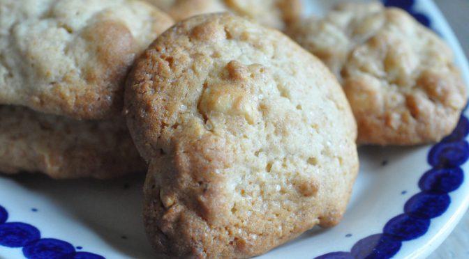 Peanut cookies – nemme, sprøde og lækre