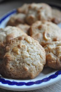 Peanut cookies - nemme, sprøde og lækre