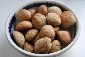 Pebernødder - julens bedste med sirup