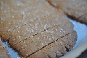 Karamelsnitter - nemme, sprøde og SÅ lækre