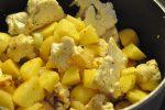 Blomkålssuppe med kartofler - cremet og lækker