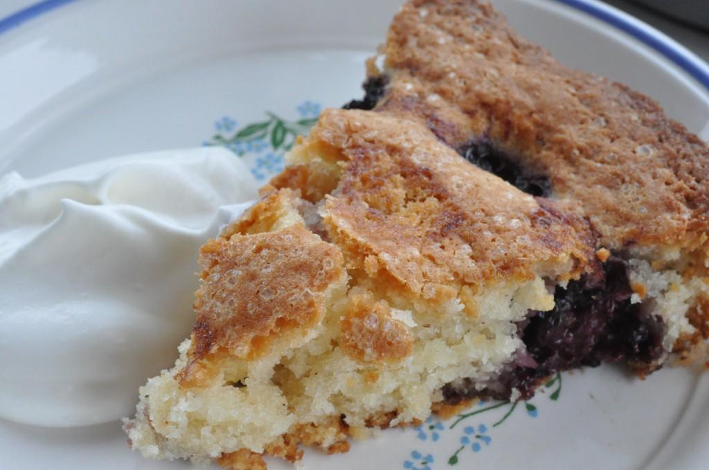 Brombærtærte - lækker og fedtfattig opskrift