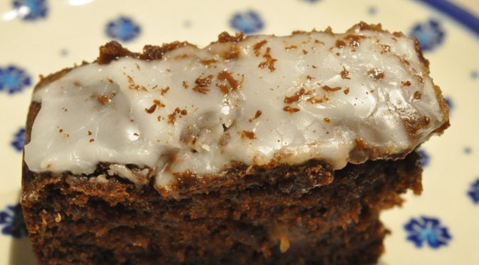 Chokoladekage i bradepande – fedtfattig og lækker