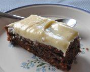 Chokoladekage med smørcreme - opskrift