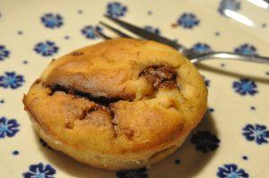 Bananmuffins med chokolade - nemme, lækre og uden fedtstof