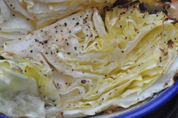 Grillet spidskål - sundt og lækkert grillet grønt
