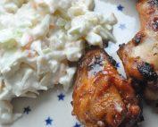 Coleslaw - nem fedtfattig opskrift med hvidkål