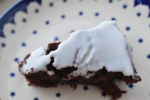 Dessert chokoladekage - nem, lækker, svampet og uden æg