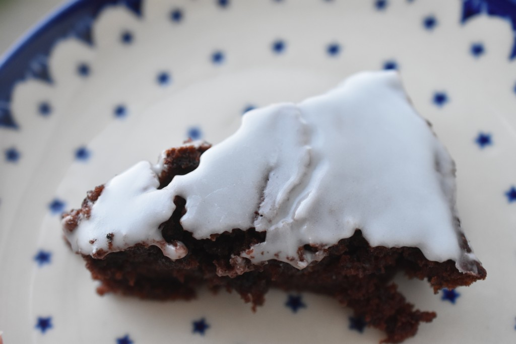 Chokoladekage med olie, nem, lækker og uden æg