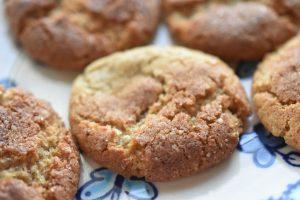 Ginger nuts - sprøde, lækre, ingefærsmåkager