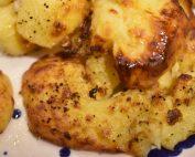 Knuste kartofler med eddike - lækker opskrift