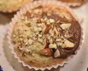 Bananmuffins med Nutella - nem opskrift