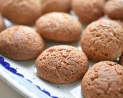 Pebernødder med ekstra krydderi opskrift