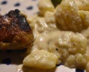 Flødekartofler i gryde - nemme og cremede