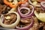 Pulled and – burgere med rester af juleanden