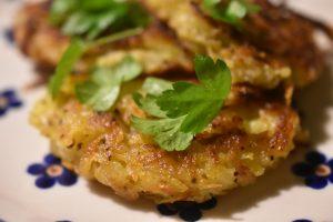 Pommes Rösti - sprøde, lækre og oliestegte på pande