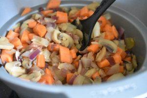 Koteletter i fad - slow cooker crock pot opskrift