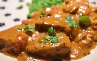 Koteletter i fad - langtidsstegt i Slow Cooker - mørt og lækkert