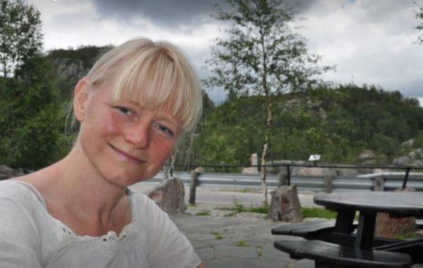 Gitte Noget i ovnen hos Bagenørden