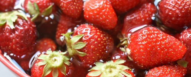 Jordbærmarmelade med vanilje - nem opskrift