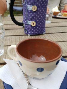 Keramikcafé Møllehuset - lækre kager og smuk keramik