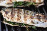 Grillet makrel med persille – nemt og lækkert