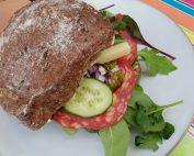 Apetit i Auning - god is, kaffe og de allerbedste sandwich