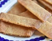 Karamelkager småkager med karamel opskrift