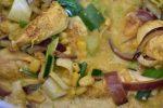 One Pot ris med kylling, karry og kokosmælk