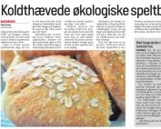 Bagenørden lokal mediedarling - i avisen hver uge. Det er sjovt :-)