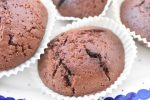 Muffins - opskrift på lækre chokolade muffins
