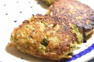 Squash frikadeller med urter & kartofler - nemme & lækre