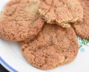 Kanel småkager med gær - sprøde og lækre