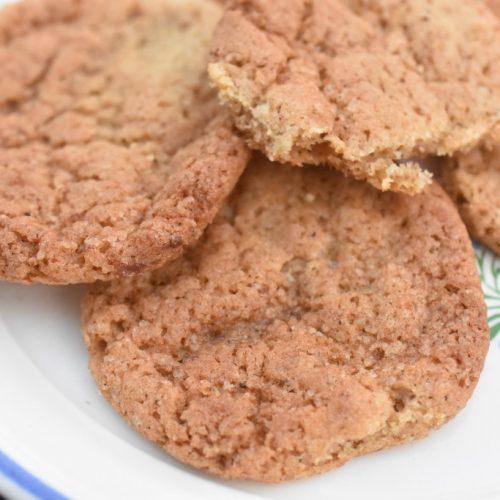 Småkager med kanel – sprøde og lækre kanelcookies