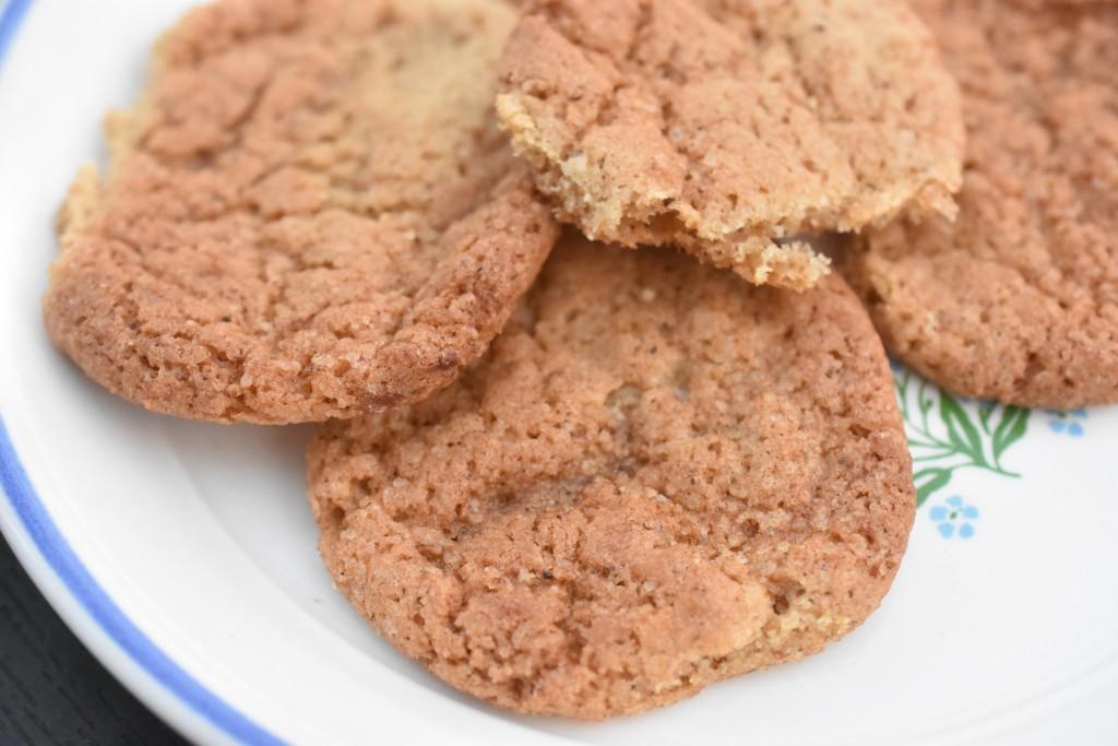 Småkager med kanel - sprøde og lækre kanelcookies