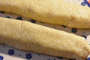 Kokossmåkager med vanilje - sprøde og nemme at lave