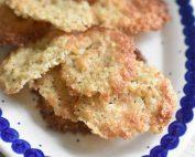 Vanilje småkager med mandler sprøde & lækre
