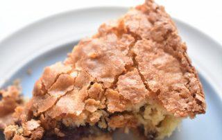 Kage med kokos og blåbær - nem og SÅ lækker kokoskage