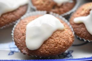 Muffins med appelsin og chokolade - nem og lækker opskrift