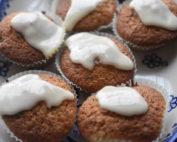Muffins med appelsin og chokolade - opskrift