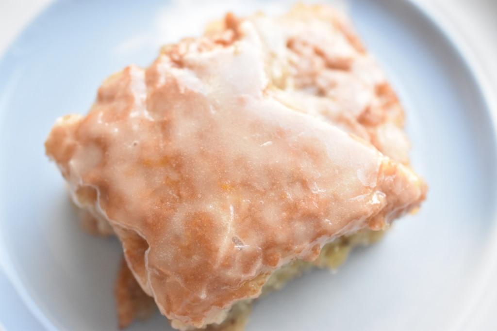 Appelsinkage uden æg - nem og fedtfattig