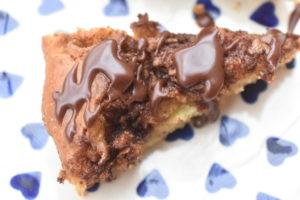 Kanelsnegle kage uden gær - nem og lækker svampet kanelkage