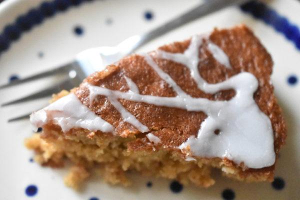Kage med kokos - nem kokoskage á la drømmekage fra Brovst