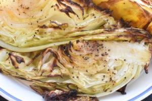 Spidskål bagt i ovn - nemt og lækkert