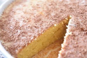 Kage med appelsin - nem opskrift på appelsinkage